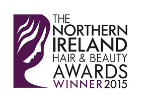 The Northern Ireland Hair & Beauty Awards 2015 Winner